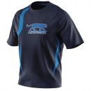 T-Shirt homme, tri athlon marine / bleu