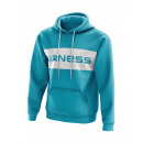 Men's sweatshirt, turquoise liverpool