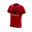 Men's T-Shirt , street style red