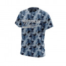 Men's T-Shirt , tropical blue