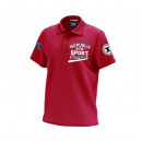 Polo Shirt man, original red
