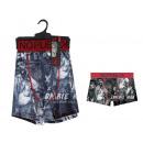 boxer short homme, zombie mob