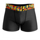 boxer shorts man, classic bart belt