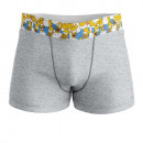 boxer shorts man, classic homer belt