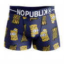 boxer shorts man, multi bart