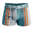 boxer shorts man, retro bart