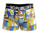 boxer short homme, funky color