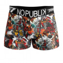 boxer short homme, strip