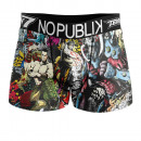 boxer shorts man, colors