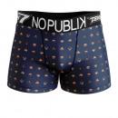 boxer short homme, pixels
