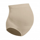 Maternity panties, woman, beige colo