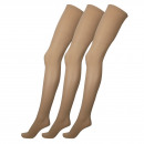 wholesale Fashion & Apparel: set of 3 woman tights, black foam veil and
