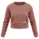 Damessweater bulma roze