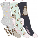wholesale Fashion & Apparel: set of 3 women's socks, foodie