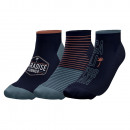 3er Set kurze Socken Kind, Sommer p