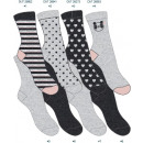 set of 8 child socks, panda patterns