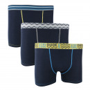 set of 3 boxer shorts child, stay cool