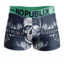 boxer shorts child, jungle skull
