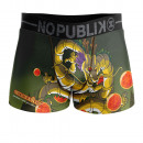 boxer short enfant, skull dragon