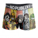 boxer short enfant, skull space warriors