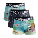 3er Set Boxershorts Kind, Bobby