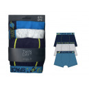 set of 3 boxer shorts baby, space