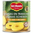 Großhandel Nahrungs- und Genussmittel: DelMonte ananas schb.saft 850ml Dose