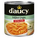 daucy möhrchen extra fein 425ml Dose