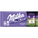 milka alpine milk 100g blackboard