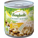 Bonduelle champign.mini 1.w. 425ml can