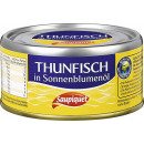 Saupiquet tuna in so.bl.öl185g tin