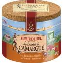 Le-Saunier-de-Camarque fleur d.sel basilik. bio Do