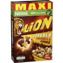 nestle lion cereals 675g