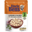 UncleBens expr.long grain + wild rice 250g bag