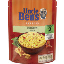 UncleBens express curry rice 250g bag