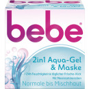 bebe 2in1 aqua gel maske 50ml