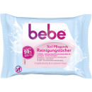 wholesale Facial Care: bebe care. Cleaning cloth 25er