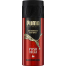 Puma Men Deo Push Chaleur D Can