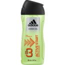 adidas men active start dusche Flasche