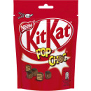 Großhandel Nahrungs- und Genussmittel: kitkat pop choc 140g Beutel