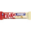 Kitkat Chunky blanc barre de 40g