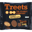 wholesale Other: treets peanut butter cups 130g bag