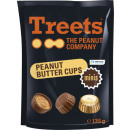 wholesale Other: treets peanut cups mini 135g bag