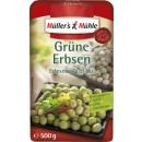 Müller's Mühle grüne erbsen, 500g