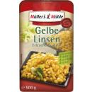 Müller'sMühle yellow lenses 500g