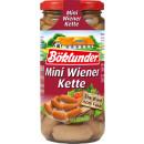 Böklunder mini wiener-kette 200g Glas