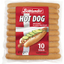wholesale Food & Beverage: Böklunder hot dogs danish 10 / 413g
