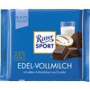 Ritter Sport noble milk 100g blackboard