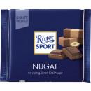 Großhandel Nahrungs- und Genussmittel: Ritter Sport nugat 100g Tafel
