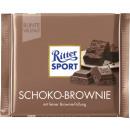 wholesale Food & Beverage: Ritter Sport chocolate brownie 100g blackboard